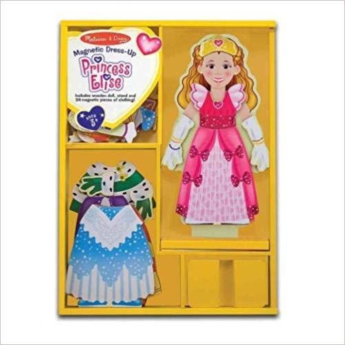 (Princess Elise Toy 24pc)