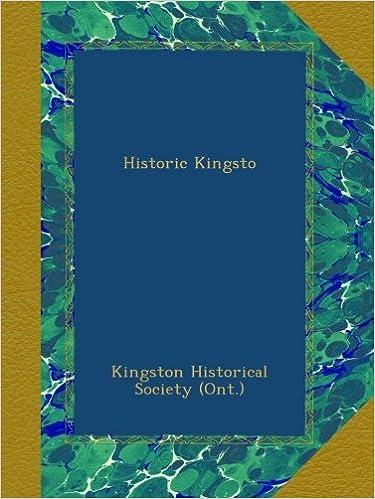 Historic Kingsto
