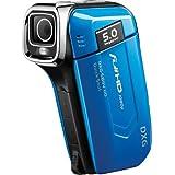 Dxg USA 16.0 Megapixel 1080P High-Definition Quickshots Digital Video Camera - Blue DXG-5B9VB HD (Discontinued by Manufacturer)