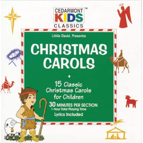christmas carols by cedarmont kids on amazon music amazoncom - Most Annoying Christmas Songs