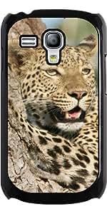 Funda para Samsung Galaxy S3 Mini (GT-I8190) - Leopardo by WonderfulDreamPicture