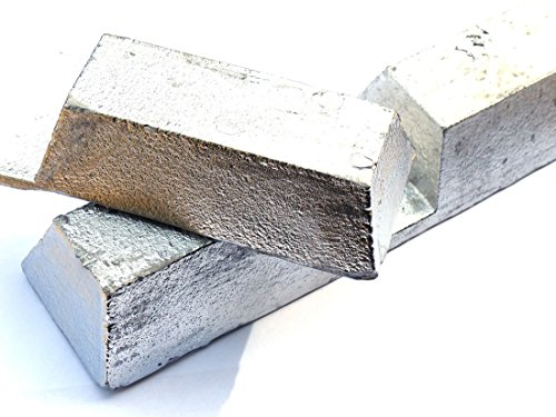 Bullet casting alloy lb ingot tin antimony