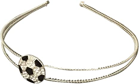 Soccer Hair Accessories for Girl Soccer Players Infinity Collection Soccer Headband