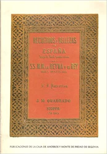 RECUERDOS Y BELLEZAS DE ESPAÑA: Amazon.es: QUADRADO, J. M.: Libros