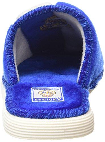 Andinas - Zapatillas unisex Azul / Blanco