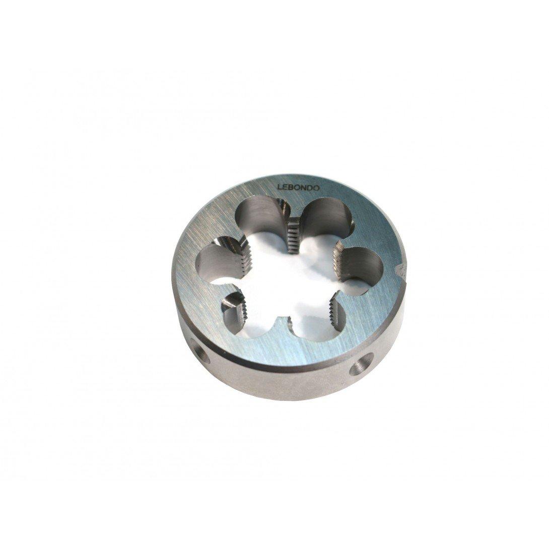 Qualit/ät HSS metrisches Feingewinde EU Produktion ISO DIN Norm LEBONDO Schneideisen M17 x 1