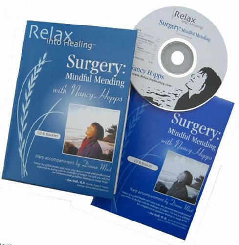 SURGERY: Prepare before, Relax during, and Heal Faster After Surgery; Deep Relaxation/Meditation, Guided Imagery, Affirmations (AWARD-WINNING CD/Booklet) by Synergistic Systems