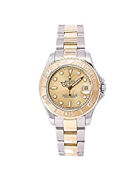 Rolex Yacht-Master automatic-self-wind womens Watch 68623 (Certified Pre-owned)