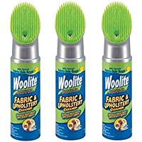 Woolite Carpet & Upholstery Foam Cleaner with Fabric-Safe Brush, 8352 (3)