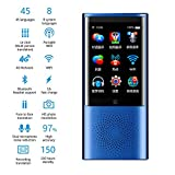 Smart Multifunction 45 Language Translator Device 2.8 Inch Touch Screen Support WiFi 4G