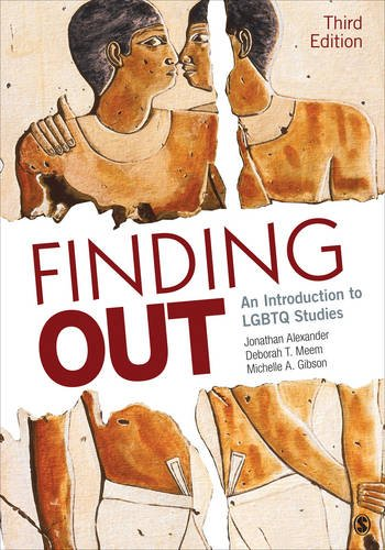 Books : Finding Out: An Introduction to LGBTQ Studies