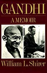 GANDHI: A MEMOIR.