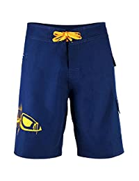 Tormenter Men's 5-Pocket Waterman Fishing Board Shorts