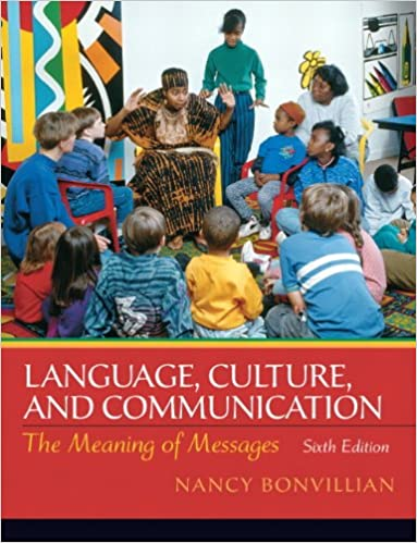 Amazon language culture and communication 6th edition amazon language culture and communication 6th edition 9780205832095 nancy bonvillain books fandeluxe Image collections