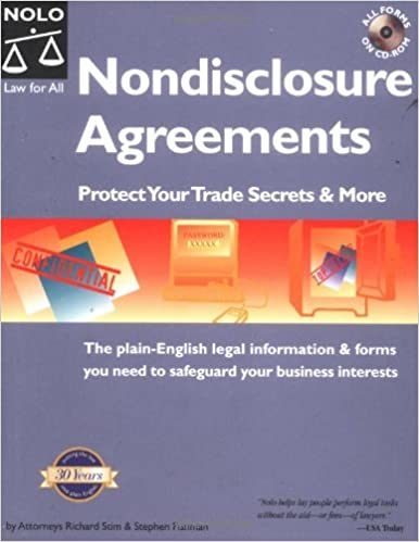Amazon Com Nondisclosure Agreements Protect Your Trade