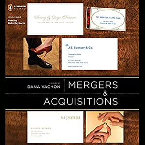 Mergers & Acquisitions Audiobook