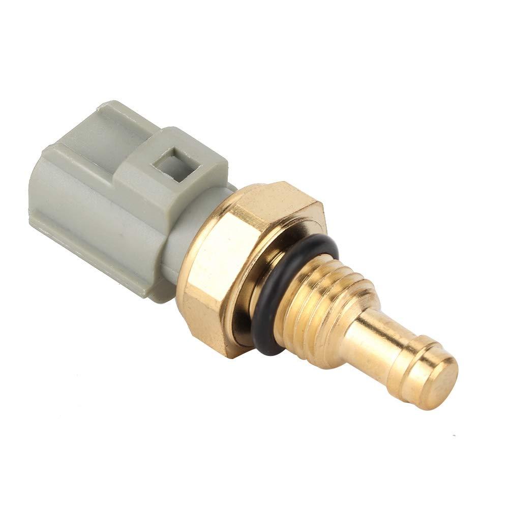 Sensor de Temperatura del Refrigerante del Agua para Mondeo 1L2Z12A648AA Reminnbor Sensor de Temperatura