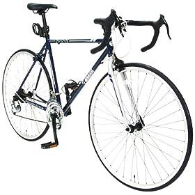 WACHSEN 700x23C クロモリ ロードバイク 【エントリーモデル】 21段変速 STAHL BSR-70