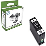 Dell Series 31 Black Ink Cartridge for Dell V525w/ V725w All-in-One Wireless Inkjet Printer (Single Pack)