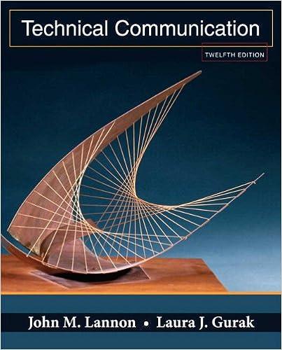 9780205060399: technical communication, books a la carte edition.