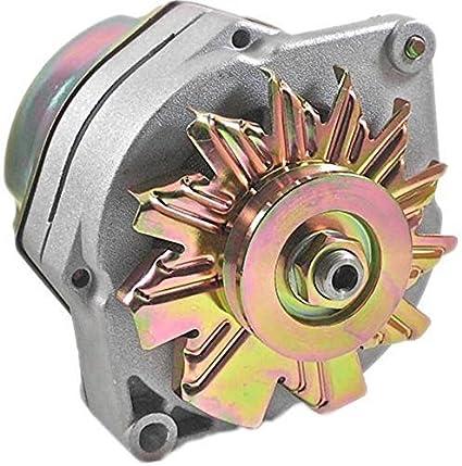 How To Wire A Delco 3 Wire Alternator: Amazon.com: NEW MERCRUISER MARINE ALTERNATOR FITS DELCO 3 WIRE 110 rh:amazon.com,Design