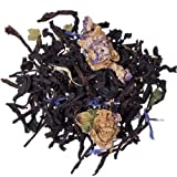 Blackberry Loose Leaf Flavored Tea Fair Trade Certified Fresh Blackberry - 5 Pounds