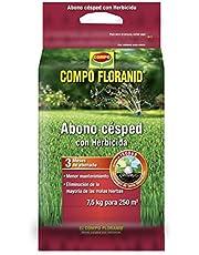 Compo Floranid Abono de césped con herbicida