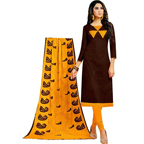 anarkali suits ready made cotton - 5