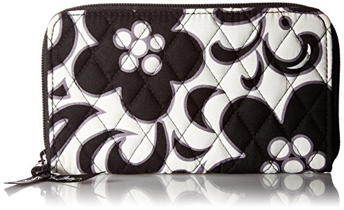 Accordion Day - Vera Bradley Women's Accordion Wallet Night And Day One Size