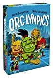 BRAIN GAMES Orc-lympics Card Game - A Fun Game of Tactics and Decision Making - Play with Kids Age 8+, Teenagers and Adults - Award Winning Games Suitable for Serious & Casual Gamers