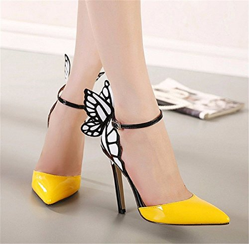 Estiletes Mujer Tac Moda Sandalias Elegante Verano Minetom q17Tw