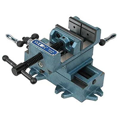 Wilton 11695 5-Inch Cross Slide Drill Press Vise