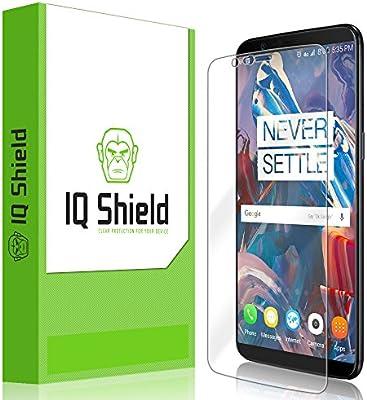 ZYS Screen Protector 25 PCS for OnePlus 5T Fingerprint Proof Full Screen Tempered Glass Film