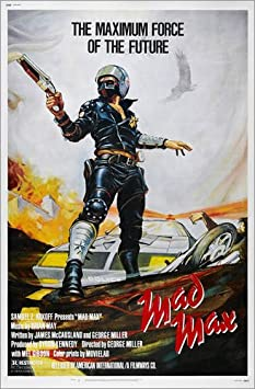 Posterlounge Cuadro de Madera 40 x 60 cm: Mad MAX de Everett Collection