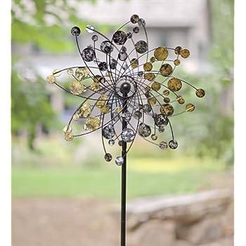 Amazon.com: Kinetic Art Wind Spinner: Patio, Lawn & Garden