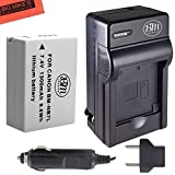 BM Premium NB-7L Battery & Charger Kit Canon PowerShot G10, G11, G12, SX30 IS Digital Camera