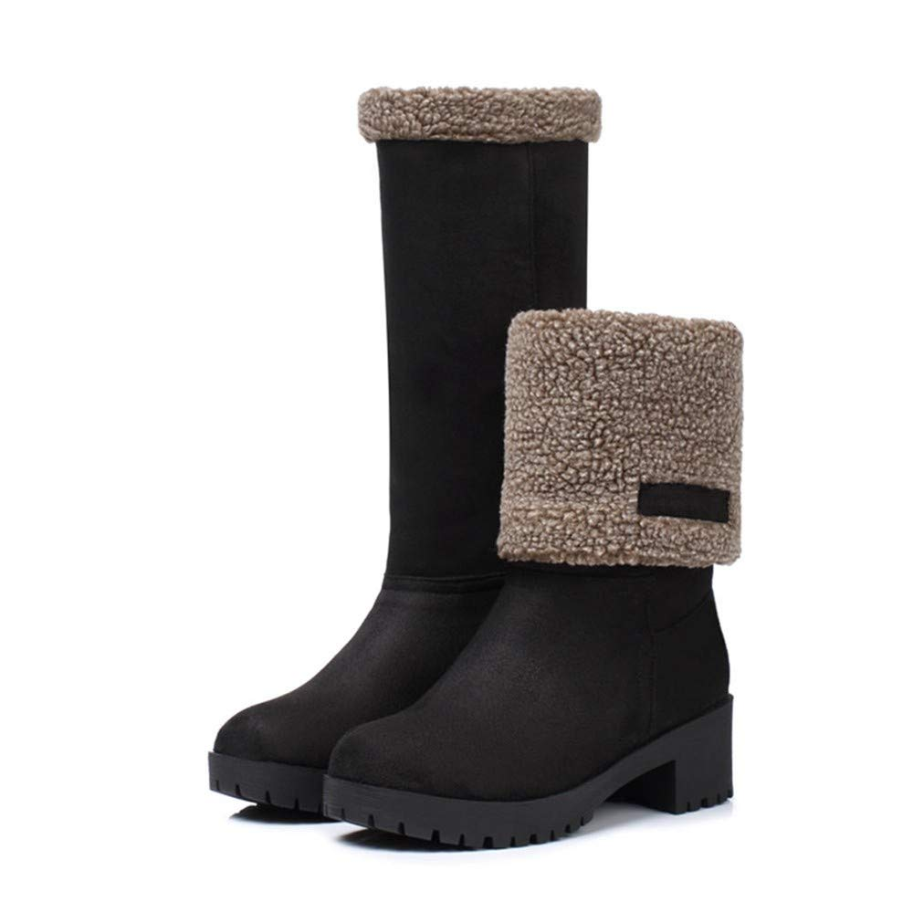 XPFXPFX Bewegung Freizeit Mode Trend Outdoor Frauen Schnee Schnee Schnee Stiefel Schuhe Winter Warmer Beleg Auf Schnee Stiefel Schuhe Frau 6596d8