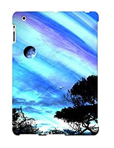 New Arrival Premium Ipad 2/3/4 Case Cover With Appearance (big Moon )