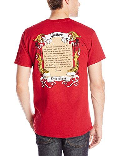 Liquid-Blue-Mens-Monty-Python-Antioch-T-Shirt