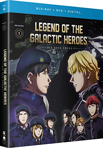 Legend of the Galactic Heroes: Die Neue These - Season One [Blu-ray]