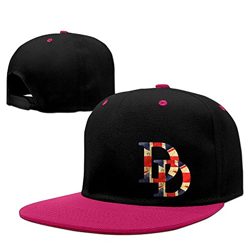 Duran Duran Paper Gods Adjustable Hats Flat Bill Hip-Hop Caps (Halloween Flat Paper)