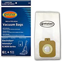 EnviroCare Replacement Vacuum Bags for Electrolux Intenisty EL5020 Series Canisters 6 Bags and 1 Filter