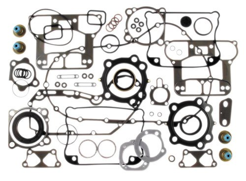 Cometic Gaskets Complete Gasket Kit, STD Bore for Harley Davidson 1991-2003 Spo - One Size (Kit Std Bore)
