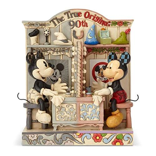 Enesco Disney Traditions Mickey 90th ()
