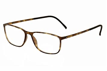 06454a4c8e Image Unavailable. Image not available for. Color  Silhouette Eyeglasses  SPX Illusion Full Rim 2888 6051 Optical Frame 53x15x140mm