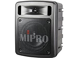 Mipro MA303SB 6A Single-Channel Diversity PA with USB Player/Recorder and built-in bluetooth , 6A Band