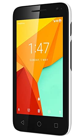Vodafone Smart Mini 7 Pay As You Go Smartphone (Locked to Vodafone Network)  - White