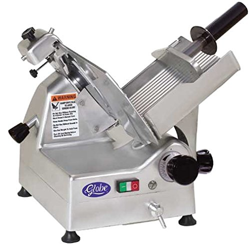 Globe Slicer G12a Medium Duty Meat Slicer Automatic By Globe Products - G12A