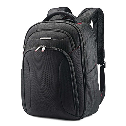 Samsonite Xenon 3.0 Slim Backpack Business, Black, One Size (Case Zenon Black)