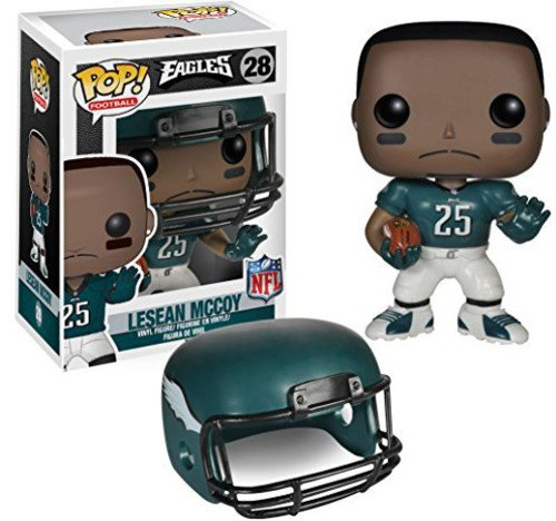 FunKo 5021 Actionfigur NFL: LeSean McCoy (Eagles) Funko Pop! Sports: FUN5021